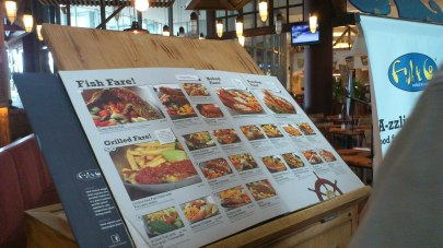 Fish and chips, Jakarta fish and chips, Jakarta restaraunt, Jakarta food, Jakarta shopping mall, Fish & Co. Jakarta