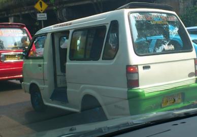 Jakarta bus, Jakarta traffic, traffic jam, Jakarta traffic jam