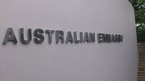 Australian Embassy Jakarta