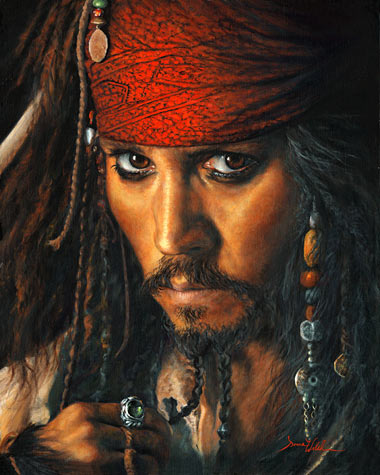 jack sparrow, jack sparrow-king of the pirates, johnny depp, captain jack sparrow