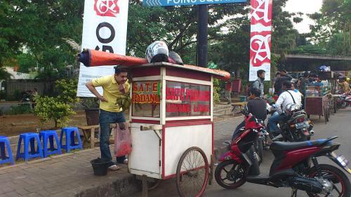 Jakarta street food, Jakarta must eat, street food Jakarta, Jakarta must see