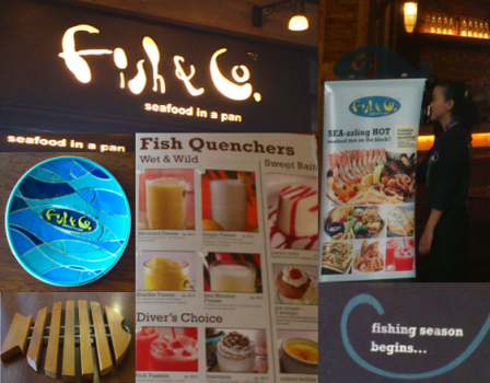 Fish & Co., Jakarta Restaurant, Food, Fish and Chips, fishing season begins, restaurant, yummy food, western food, fast food