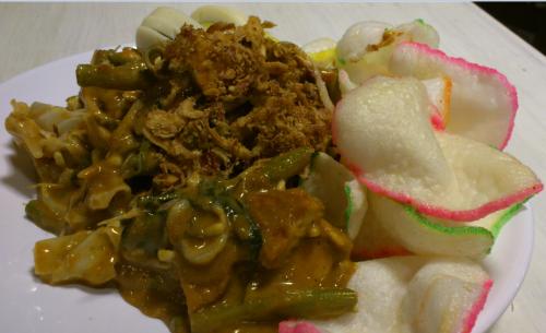 Indonesia must eat, Indonesia recipe, Indonesia Gado gado, Gado gado Jakarta, Gado gado Indonesia