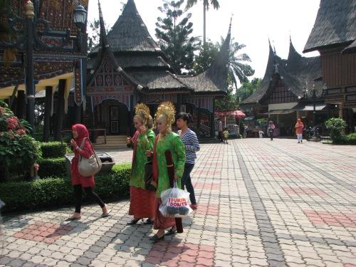 Taman Mini, Jakarta, Indonesia, Taman Mini Performancers, Taman Mini Park, Indonesia Tour