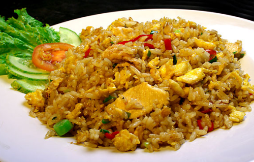 Nasi Goreng – Indonesia Fried Rice   Midnight Visitor