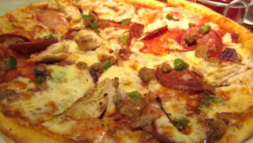 Pizza Marzano Pizza Romana Pollo Pancetta