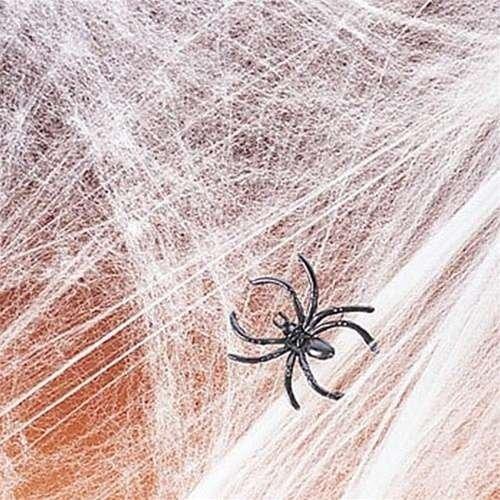 Как сделать паутину паука своими руками
