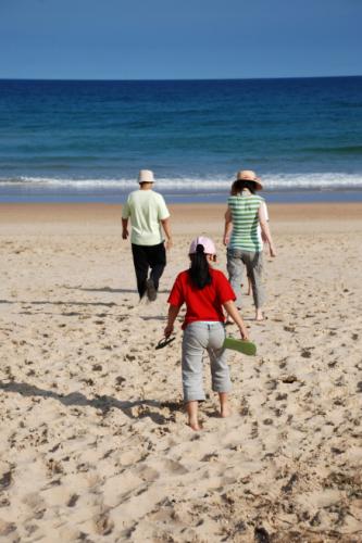 Sydney beach, Sydney, Sydney family