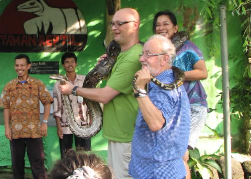 Taman Mini Reptile Park, Jakarta, Indonesia