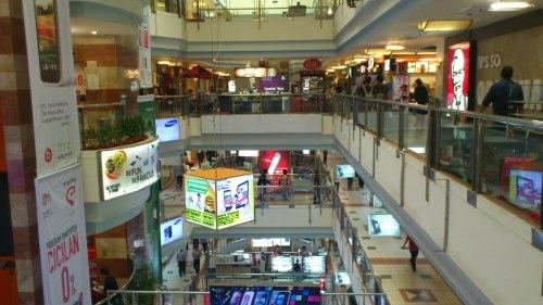 ambassador mall jakarta indonesia, shopping mall jakarta