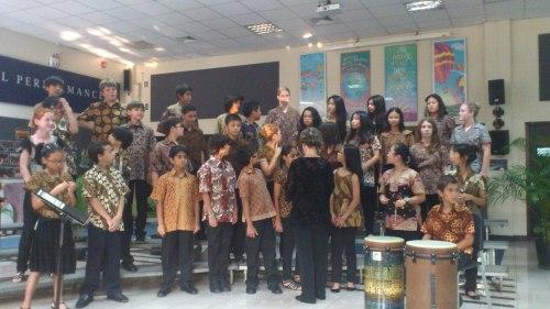 School Choir Jakarta
