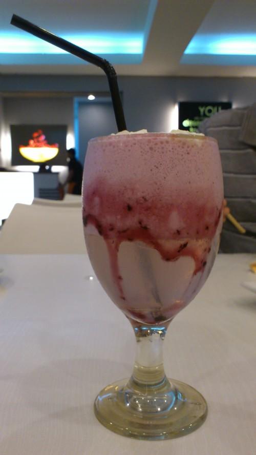 drink, juice, red bean restaurant, jakarta, restaurant jakarta