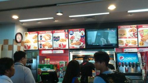 KFC jakarta