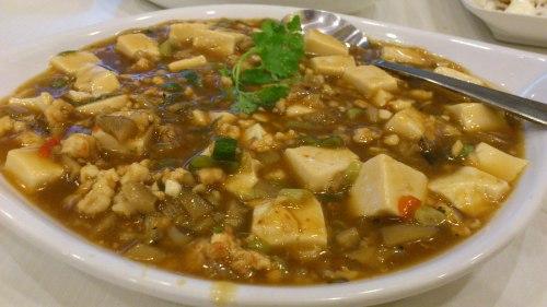 Mapo Tahu Red Bean Jakarta, Mapo Tofu, restaurant jakarta