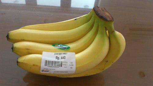 banana price jakarta