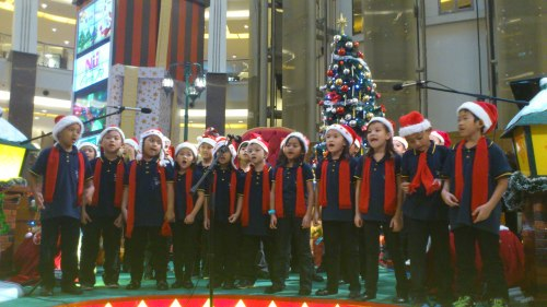 choir Jakarta German International School