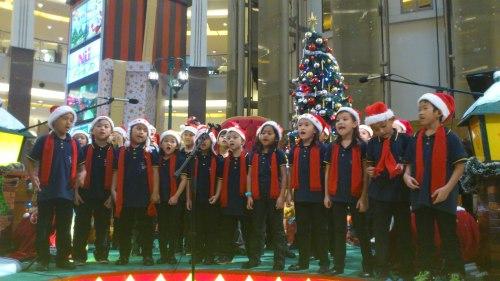 choir Jakarta German International School