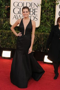 2013 Golden Globe allison williams