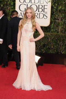 2013 Golden Globe amanda seyfried