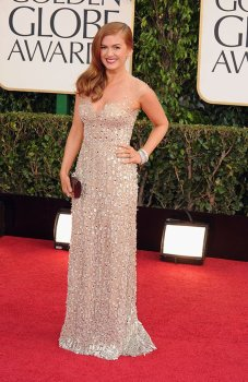 2013 Golden Globe isla fisher