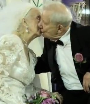 dana marries bill at one hundred years old birthday, great valentine's day story, valentine story, valentine love