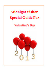 midnight visitor valentine's day guide special, st valentine's day, valentine's day guide, valentine's day gift and present, valentine's day diy craft, valentine's day quote and love poems, valentine's day special guide for him and her